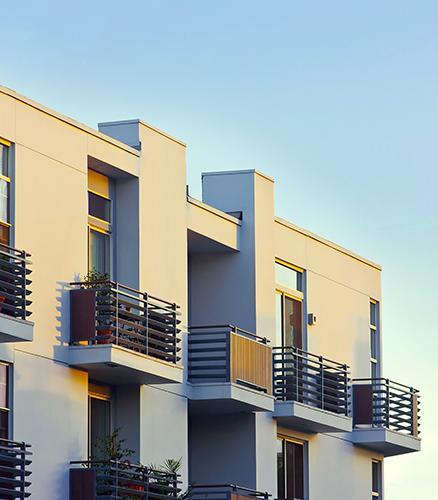 Entreprise projet appartements Yvetot