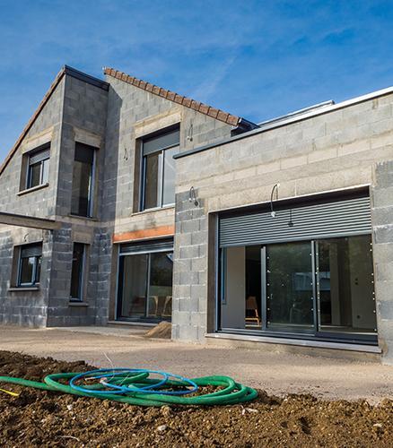 Construction maisons individuelles Yvetot