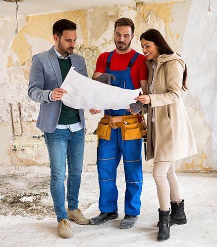 Entreprise rénovation maison Yvetot